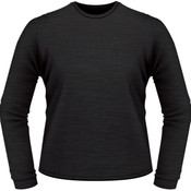 Black Tonal Heather - Full Front Logo