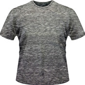 Graphite Tonal Heather - Full Front Logo